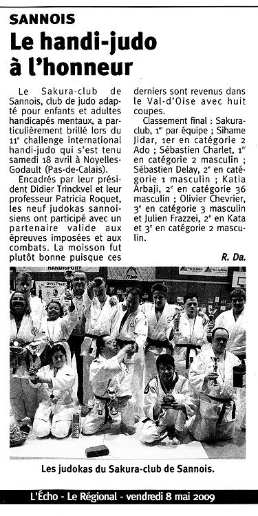 ... est devenu Mlle Roquet (Non on ne rigole pas et je le jure je n'y suis  pour rien) et Katia Arbaji 2° en categorie 3 Féminin et non catégorie 36  masculin